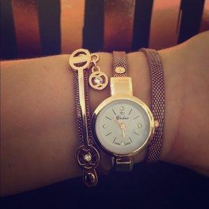 Jewelry - Wrap Around Watch Bracelet